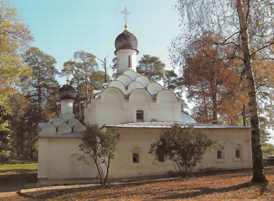Церковь Архангела Михаила, 1660-е гг